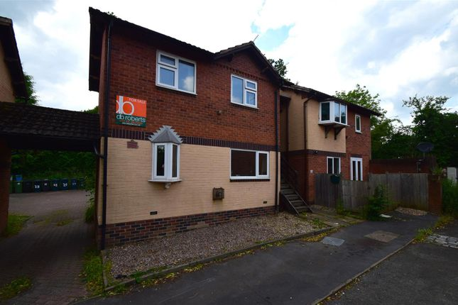 Thumbnail Flat to rent in Briery Lane, Bicton Heath, Shrewsbury