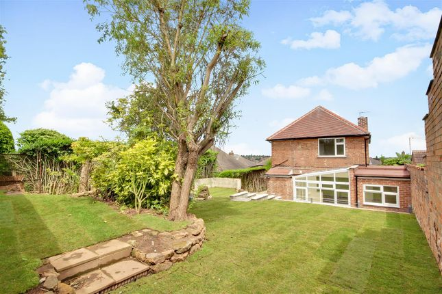Thumbnail Detached house for sale in Greenfield Grove, Carlton, Nottingham