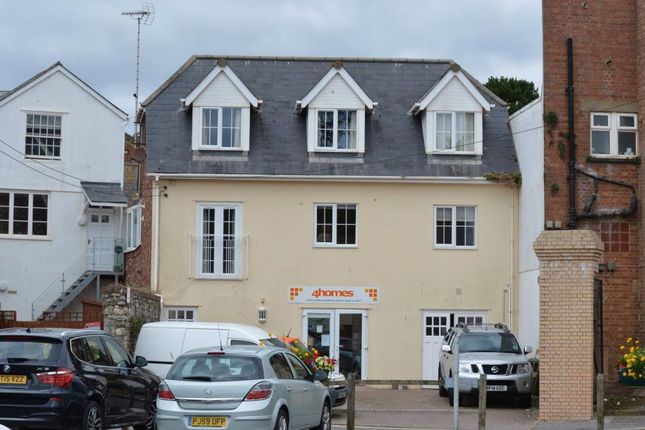 Thumbnail Flat for sale in Holmes Court, Russell Street, Sidmouth, Devon