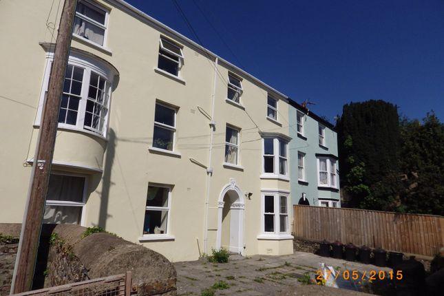 1 bed flat to rent in Marine Gardens, Bideford EX39