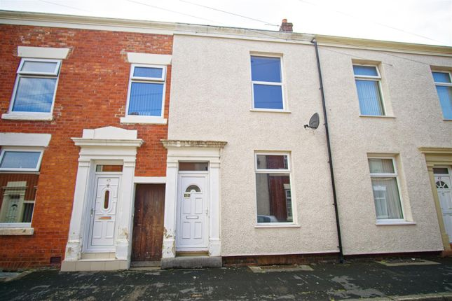 Thumbnail Terraced house to rent in Holstein Street, Preston