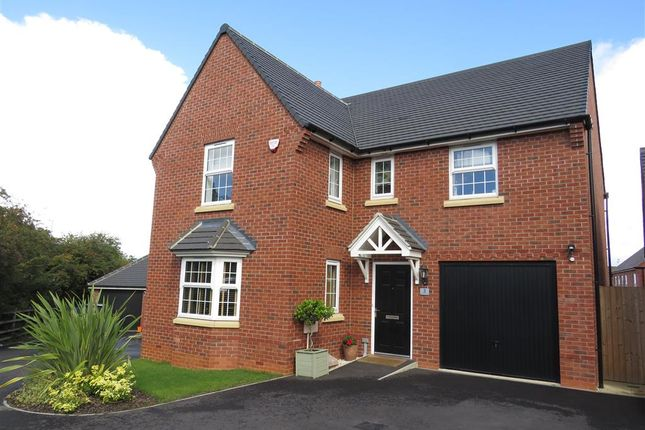 Thumbnail Detached house for sale in Nightingale Way, Higham Ferrers, Rushden