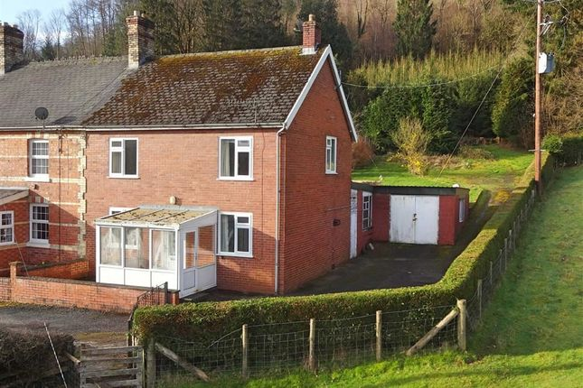 Thumbnail Terraced house for sale in Glanhafren, 5, Broneirion Cottages, Llandinam, Powys
