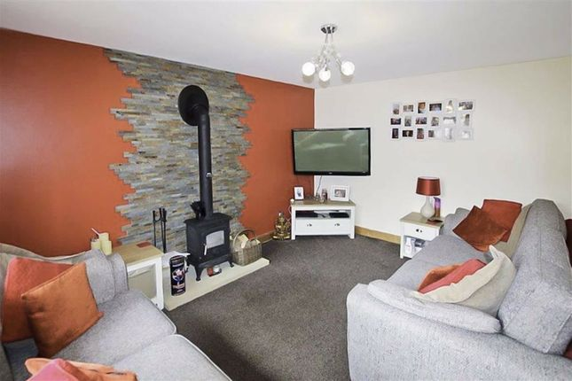 Living Room: of Oak Road, Armley, Leeds, West Yorkshire LS12