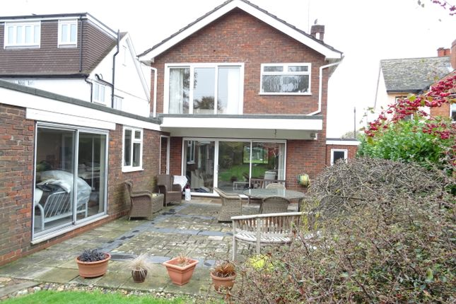 Thumbnail Detached house for sale in Common Lane, New Haw