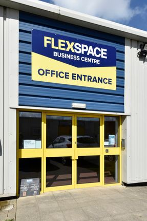 Thumbnail Office to let in Deeside Industrial Estate, Welsh Road, Queensferry