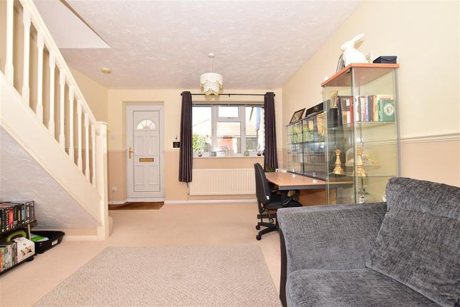 Thumbnail Semi-detached house for sale in Maritime Close, Greenhithe, Kent