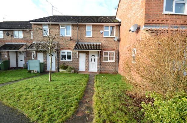 Thumbnail Terraced house for sale in Juniper Road, Farnborough, Hampshire