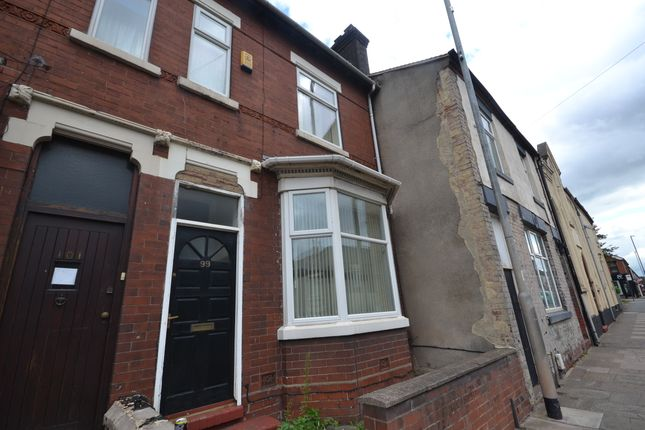 Thumbnail Terraced house to rent in Victoria Road, Fenton, Stoke-On-Trent