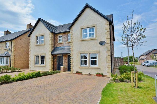 3 bed semi-detached house for sale in Oak Drive, Stainburn, Workington
