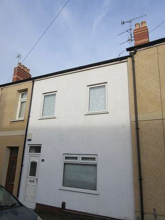 Thumbnail Terraced house to rent in King Street, Penarth
