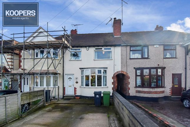 Thumbnail Terraced house for sale in Whitemoor Lane, Belper