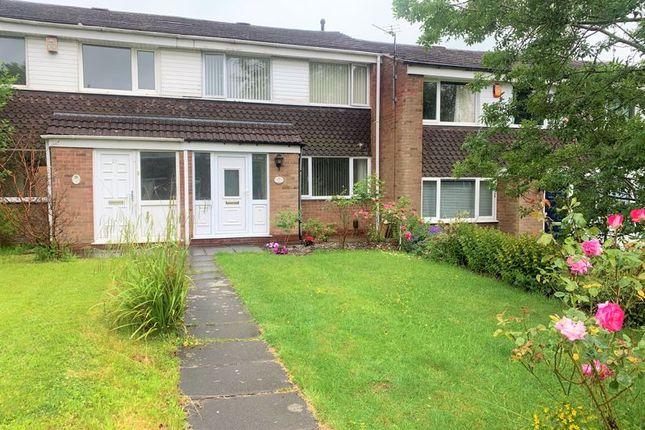 Thumbnail Terraced house to rent in Butter Walk, Birmingham