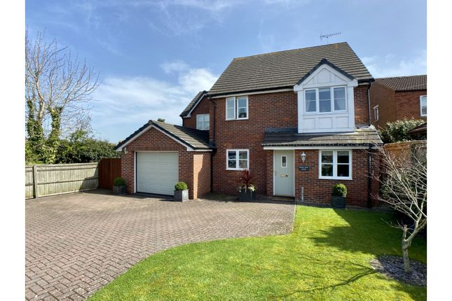 4 bed detached house for sale in The Orchards, Newnham On Severn GL14