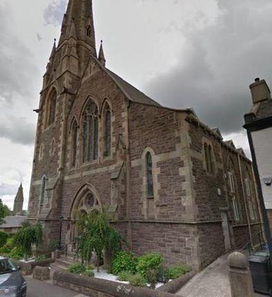 Thumbnail Flat to rent in Flat 3, St Kentigerns Court, Hope St Lanark