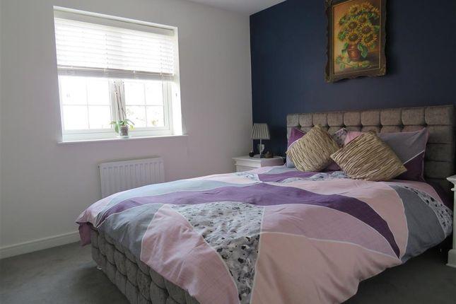 Bedroom Three of The Turrets, Thorpe Street, Raunds, Wellingborough NN9