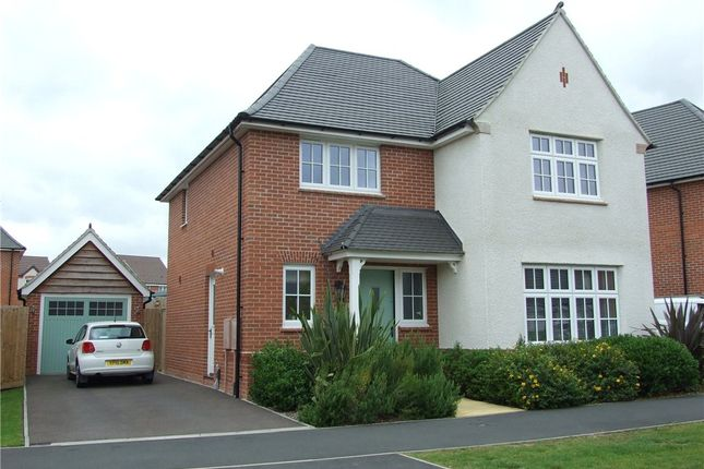 Thumbnail Detached house for sale in Samuel Road, Derby