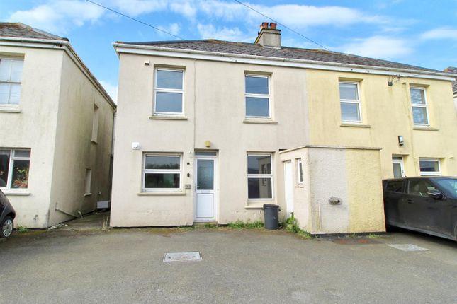 Thumbnail Semi-detached house for sale in Mounts Bay Terrace, Rinsey, Helston