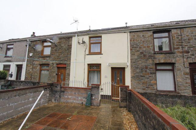 Thumbnail Terraced house for sale in Railway Terrace, Pontycymmer