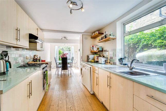 Thumbnail Terraced house for sale in Combermere Road, London