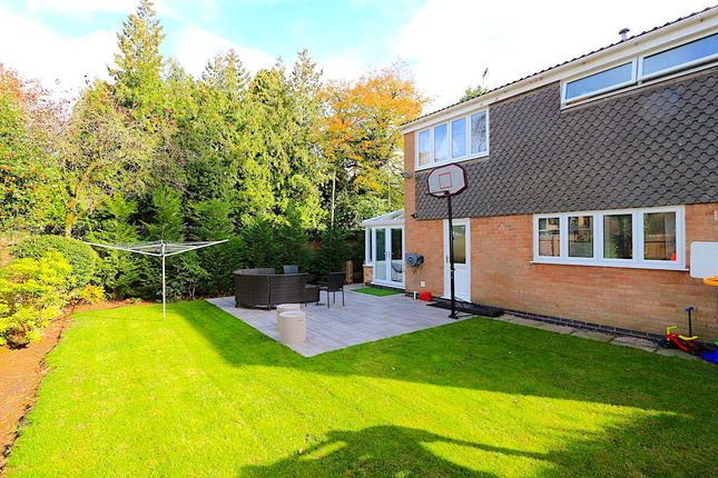 Garden of Towers Drive, Kirby Muxloe, Leicester LE9