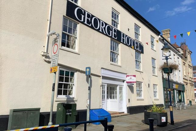 Thumbnail Flat to rent in High Street, The George Hotel, Melton Mowbray