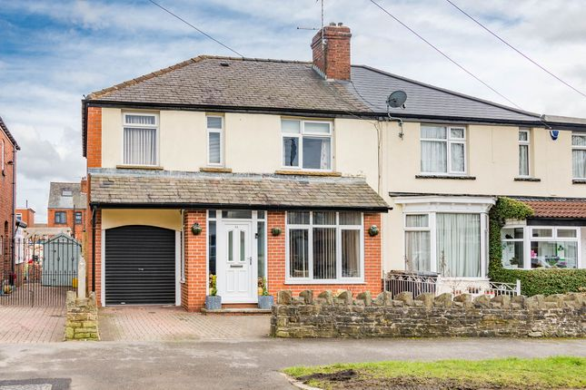 4 bed semi-detached house for sale in Robert Road, Sheffield S8