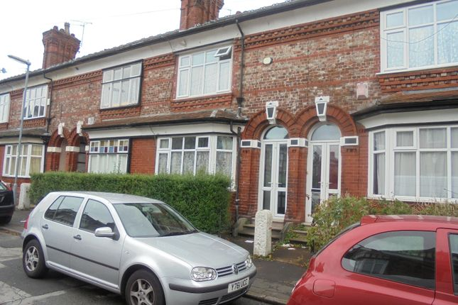Thumbnail Terraced house for sale in Ingoldsby Avenue, Manchester