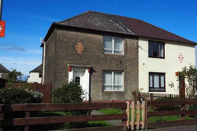 Thumbnail Semi-detached house for sale in Marchfield Quadrant, Ayr