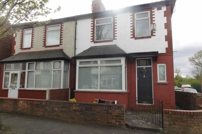 Thumbnail Semi-detached house for sale in Midland Road, Reddish, Stockport