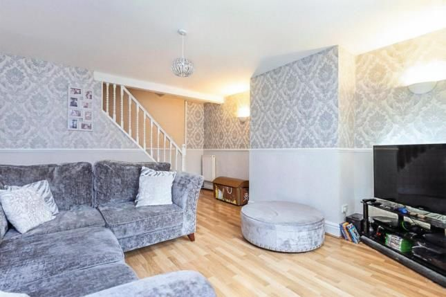 Lounge of Slater Ave, Colne, Lancashire, . BB8