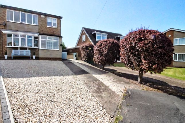 Thumbnail Semi-detached house for sale in Telson Close, Swinton, Mexborough