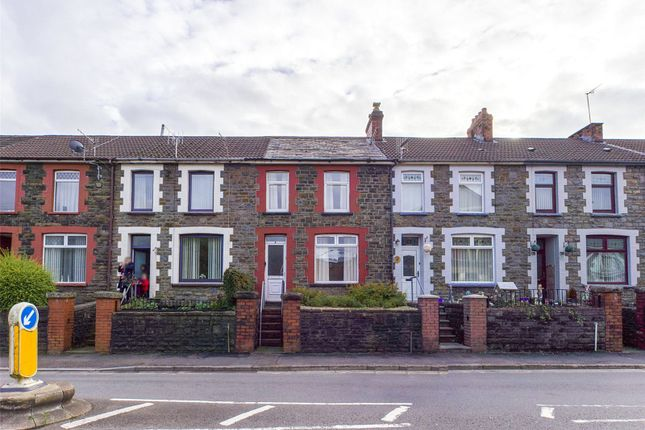 Thumbnail Terraced house for sale in Bronallt Terrace, Aberdare, Rhondda Cynon Taff