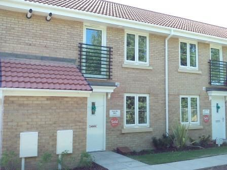 1 bed town house to rent in Magnus Court, North Hykeham