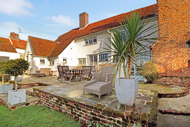 Thumbnail Detached house for sale in The Downs, Stebbing, Dunmow