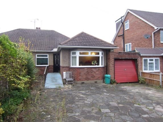 Thumbnail Bungalow for sale in Ingrave, Brentwood, Essex