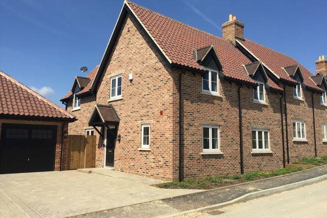 Thumbnail Cottage for sale in Plot 18, Hill Place, Brington, Huntingdon