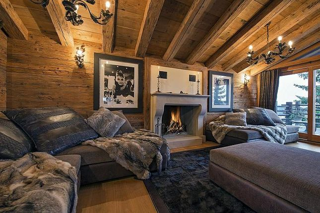Thumbnail Property for sale in Chalet Corniche, Verbier, Valais, Switzerland