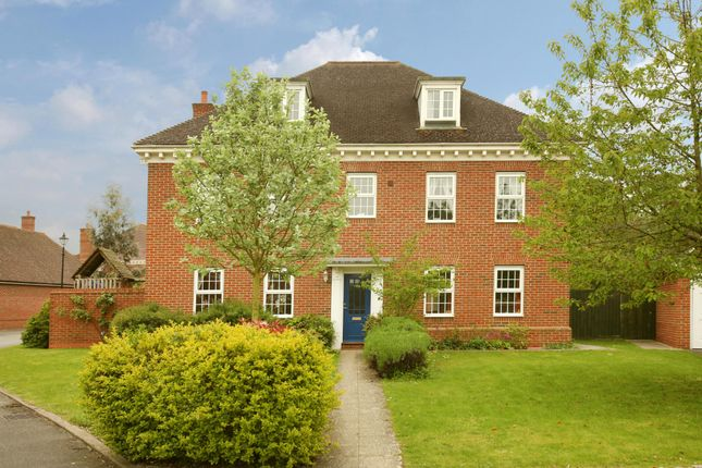 Thumbnail Detached house to rent in Lady Place, Sutton Courtenay, Abingdon
