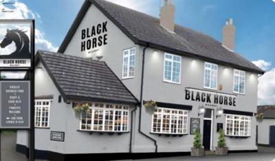 Thumbnail Pub/bar to let in Black Horse, Melton Road, Wrawby, Brigg, Lincolnshire