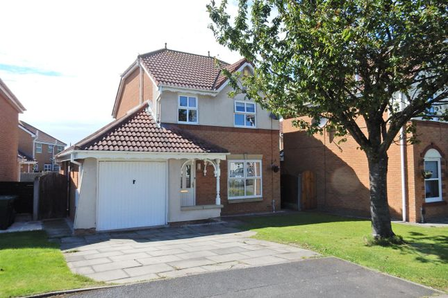 Thumbnail Detached house for sale in Chester Close, Heaton With Oxcliffe, Morecambe