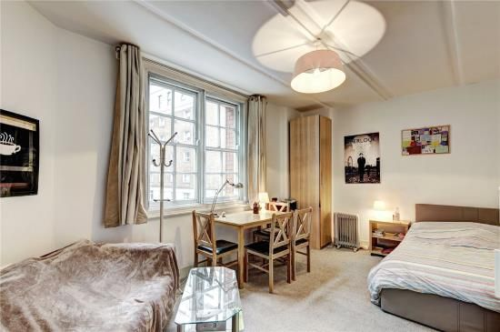 Thumbnail Property for sale in Queen Alexandra Mansions, Judd Street, London