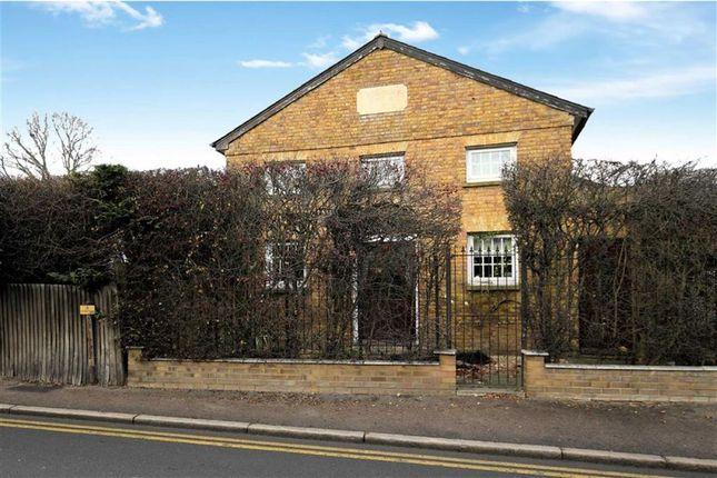 Thumbnail Detached house for sale in London Road, Abridge, Romford