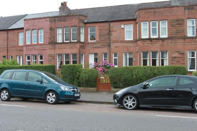 Thumbnail Terraced house to rent in 21 Titwood Road, Shawlands, Glasgow G412Dd