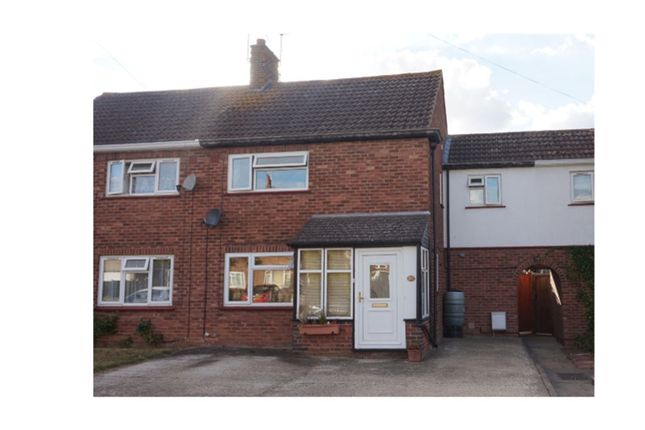 Thumbnail Terraced house for sale in Elizabeth Avenue, Witham