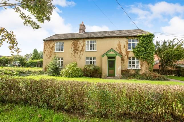 Thumbnail Detached house for sale in Bank Farm, Bank Lane, Smallwood, Sandbach