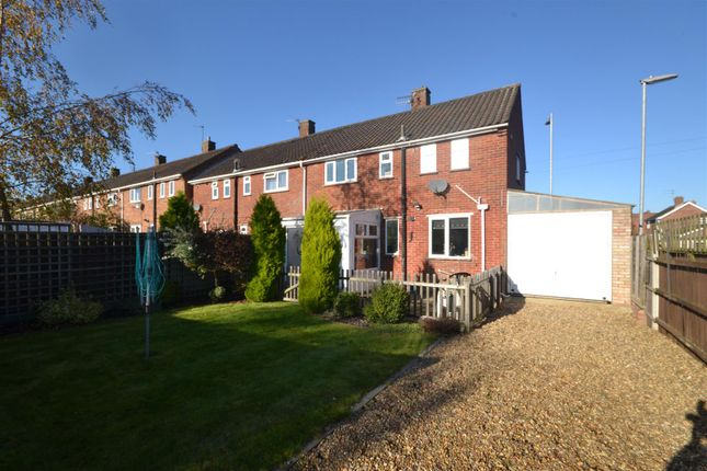 Thumbnail Semi-detached house for sale in Sprowston, Norwich