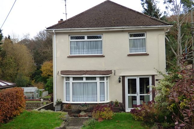 Thumbnail Detached house for sale in Primrose Road, Neath, West Glamorgan.