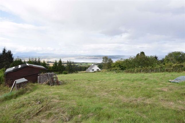 Thumbnail Land for sale in Lentran, Inverness
