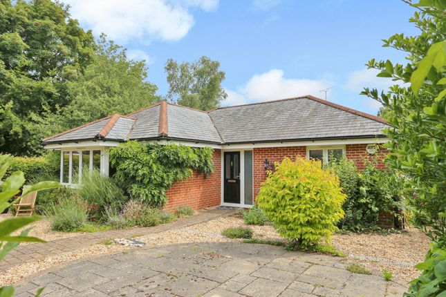 Thumbnail Detached bungalow for sale in Folly Field, Bishops Waltham, Southampton